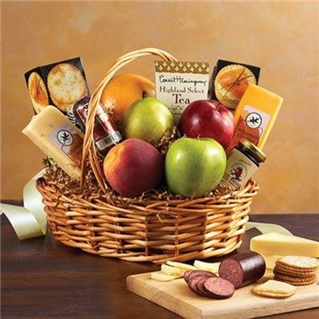 Picture for category Gourmet Baskets