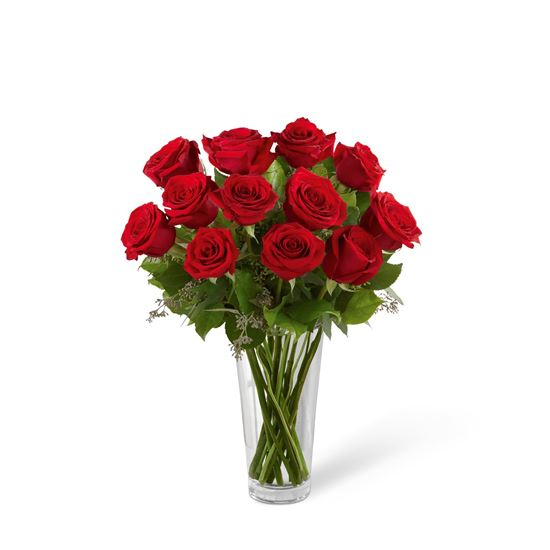 """Picture of A001 """"Dozen roses"""""""
