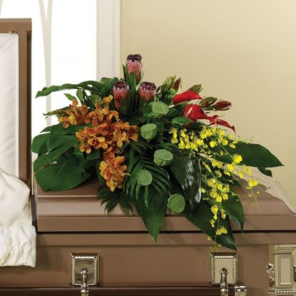 """Picture of F-003 """"Casket spray"""""""