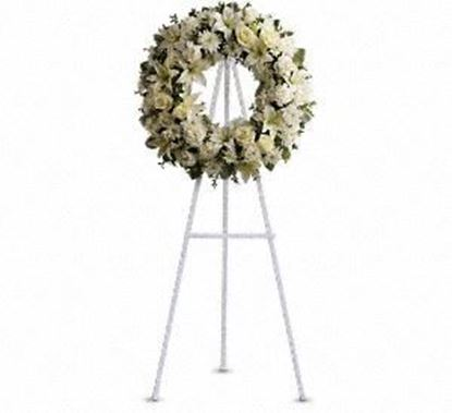 "Picture of F-044""Serenity Wreath"""