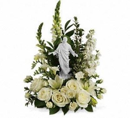 "Picture of F-066 ""Garden of Serenity Bouquet """