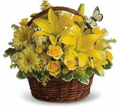 """Picture of GW-009 """"Basket Full of Wishes """""""