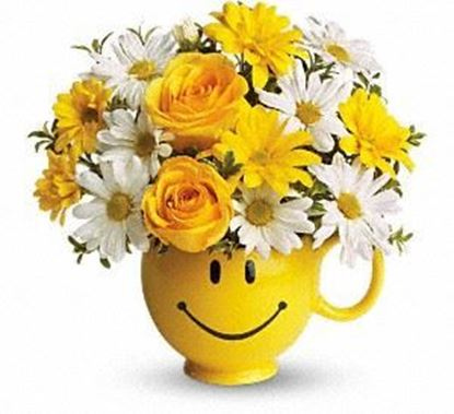 """Picture of GW-011 """"Be Happy Bouquet """""""